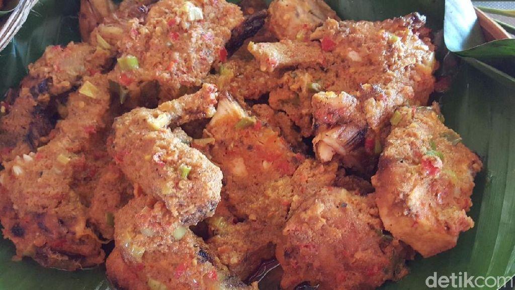 Resep Ayam : Ayam Iloni