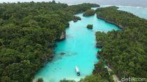 Foto Drone: Raja Ampat Ala Maluku