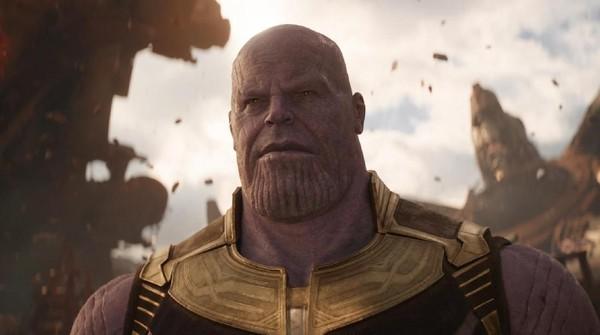 Lewat Infinity Stones, Thanos Ingin Ciptakan Semesta yang Ia Inginkan
