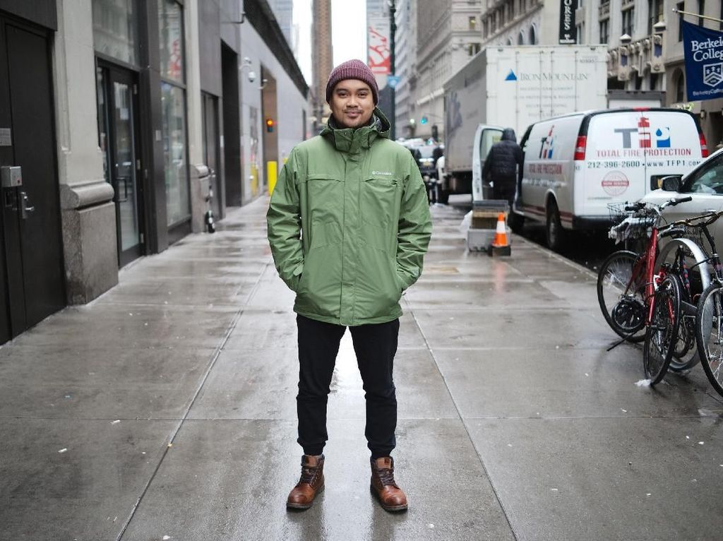 Kisah Tukang Becak Asal RI yang Kini Sukses di New York