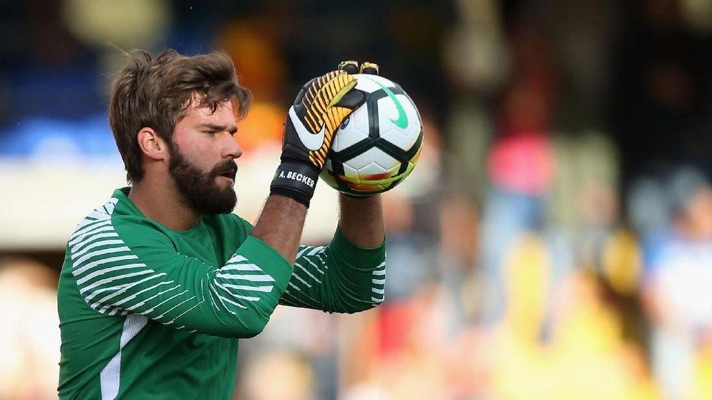 Alisson Dihubungkan dengan Liverpool, Agen: Dia Cinta Roma 100%