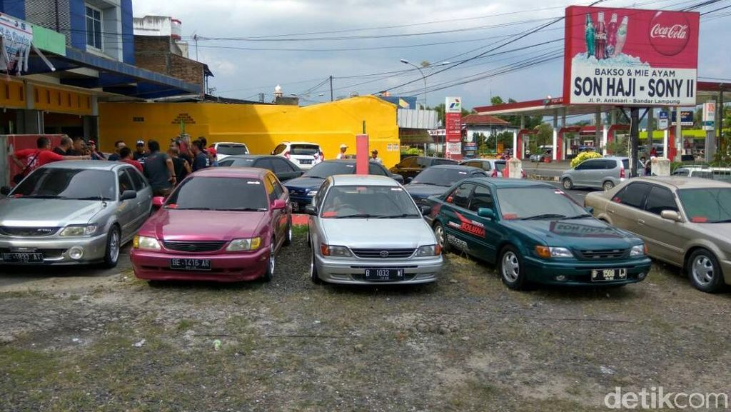 Takut Ditilang, Komunitas Toyota Gugat Aturan Pakai GPS saat Nyetir