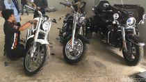 Teknisi Harley-Davidson Ajari Petugas Rawat Moge Sitaan KPK