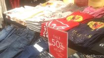Jeans Hingga Dress Pesta Diskon 50% di Guess Grand Indonesia