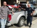 Hilang 17 Tahun, Motor Ini Kembali ke Pemiliknya