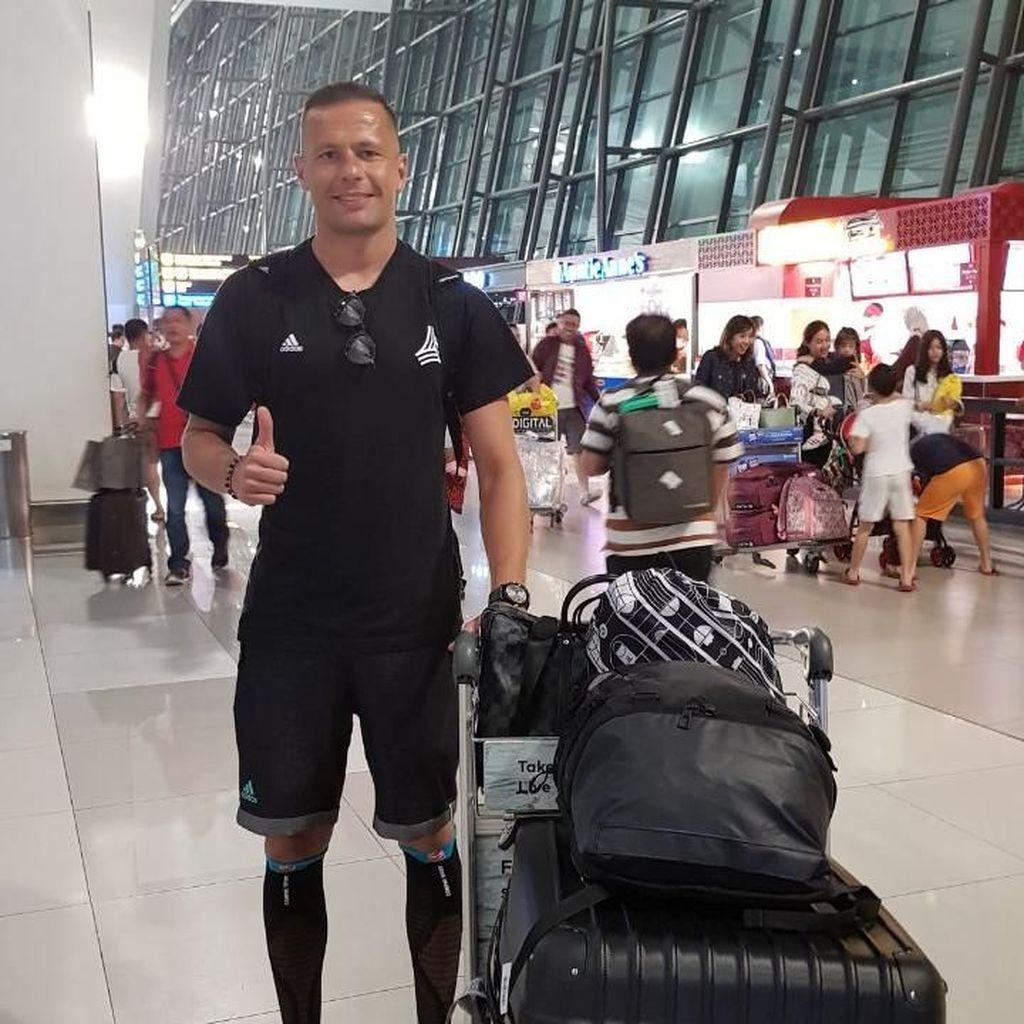 Striker Baru Bhayangkara FC Tak Mau Janji Muluk-muluk soal Gol