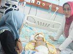 Bayi Calista Meninggal Usai 15 Hari Koma Akibat Dianiaya Ibu