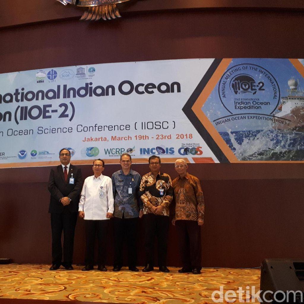 103 Peneliti Kaji Cuaca Ekstrem yang Berasal dari Samudera Hindia