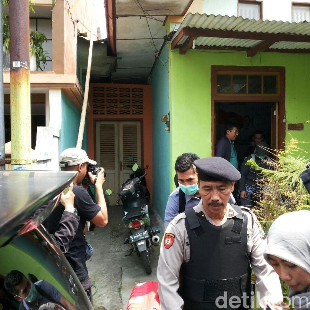 Rumah Rumah Wakil Ketua DPRD Kota Malang Digeledah KPK