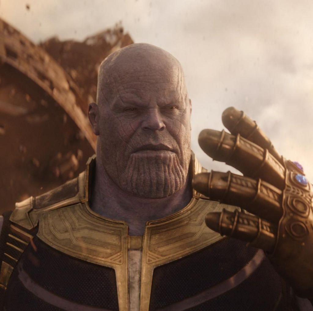 Cerita Final Avengers Ditentukan oleh Thanos