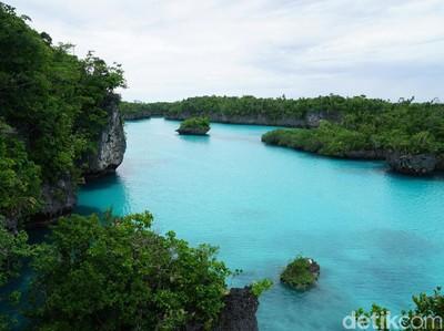 Begini Awal Mula Pulau Bair Viral di Media Sosial