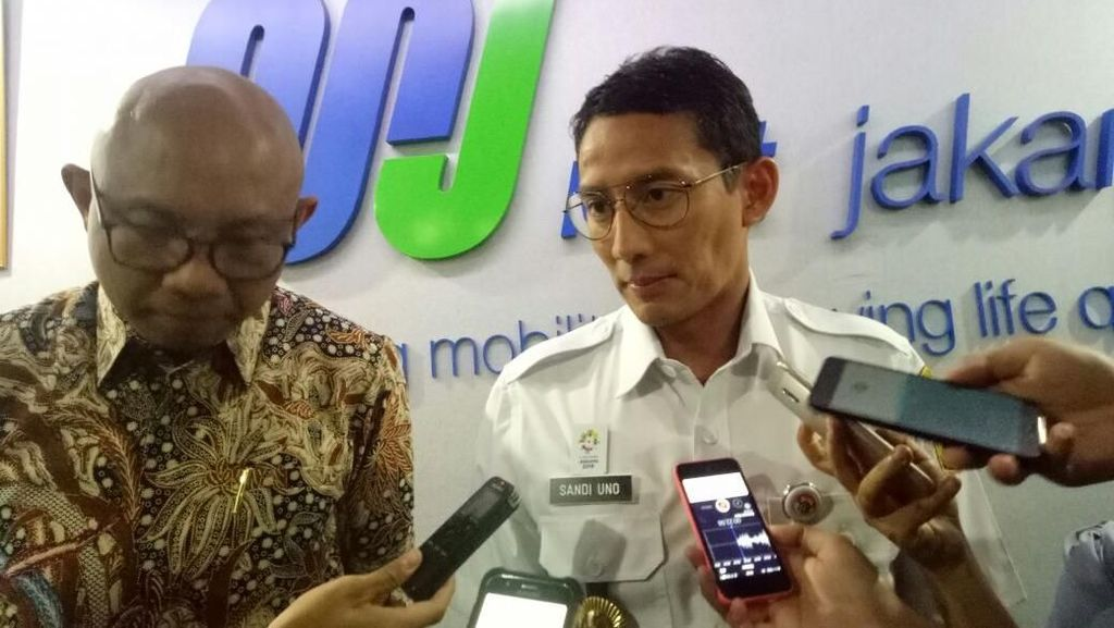 Direksi PT MRT Jakarta Ditambah
