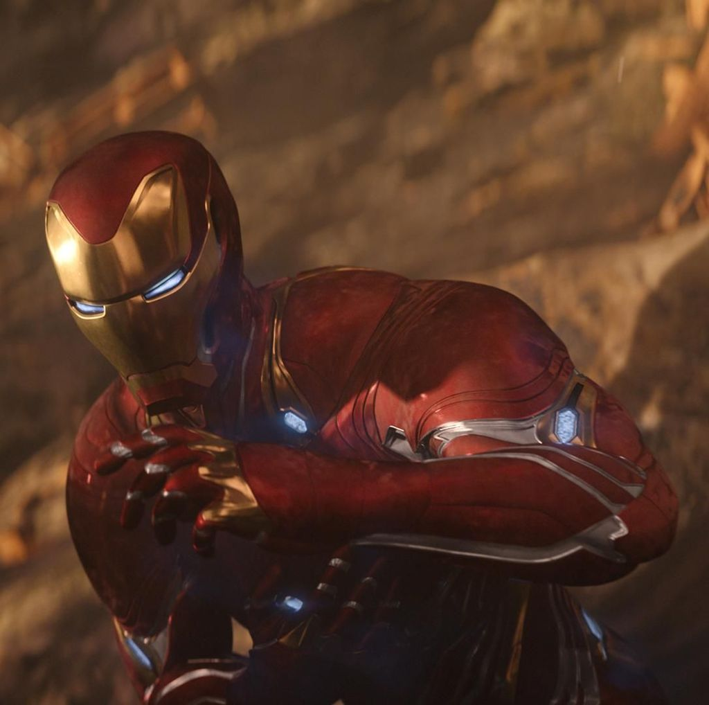 Ancaman Thanos Bikin Iron Man Tak Bisa Melihat Masa Depan