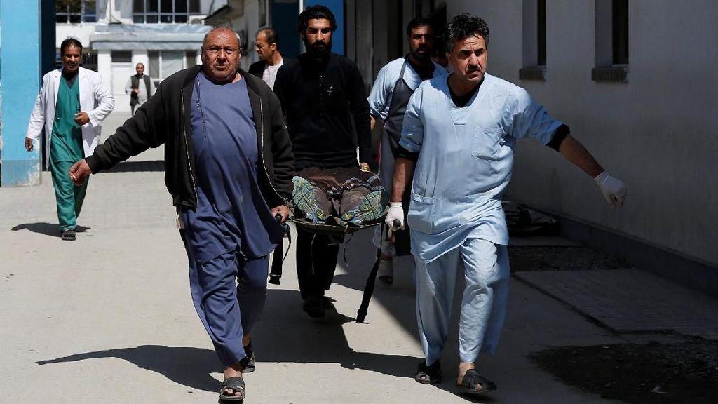 Bom Bunuh Diri di Depan Universitas Kabul, 26 Orang Tewas