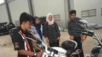 Melihat Teknisi Harley Davidson Rawat Moge Sitaan KPK