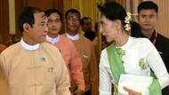 Ketua DPR Disebut-sebut Akan Jadi Presiden Baru Myanmar
