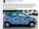 Esemka Lama, Bagaimana Kalau Mobil Dinas Ditutupi Stiker Korpri?