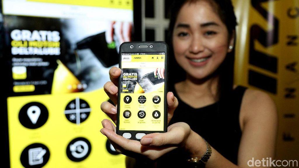 Adira Finance Luncurkan Aplikasi Akses