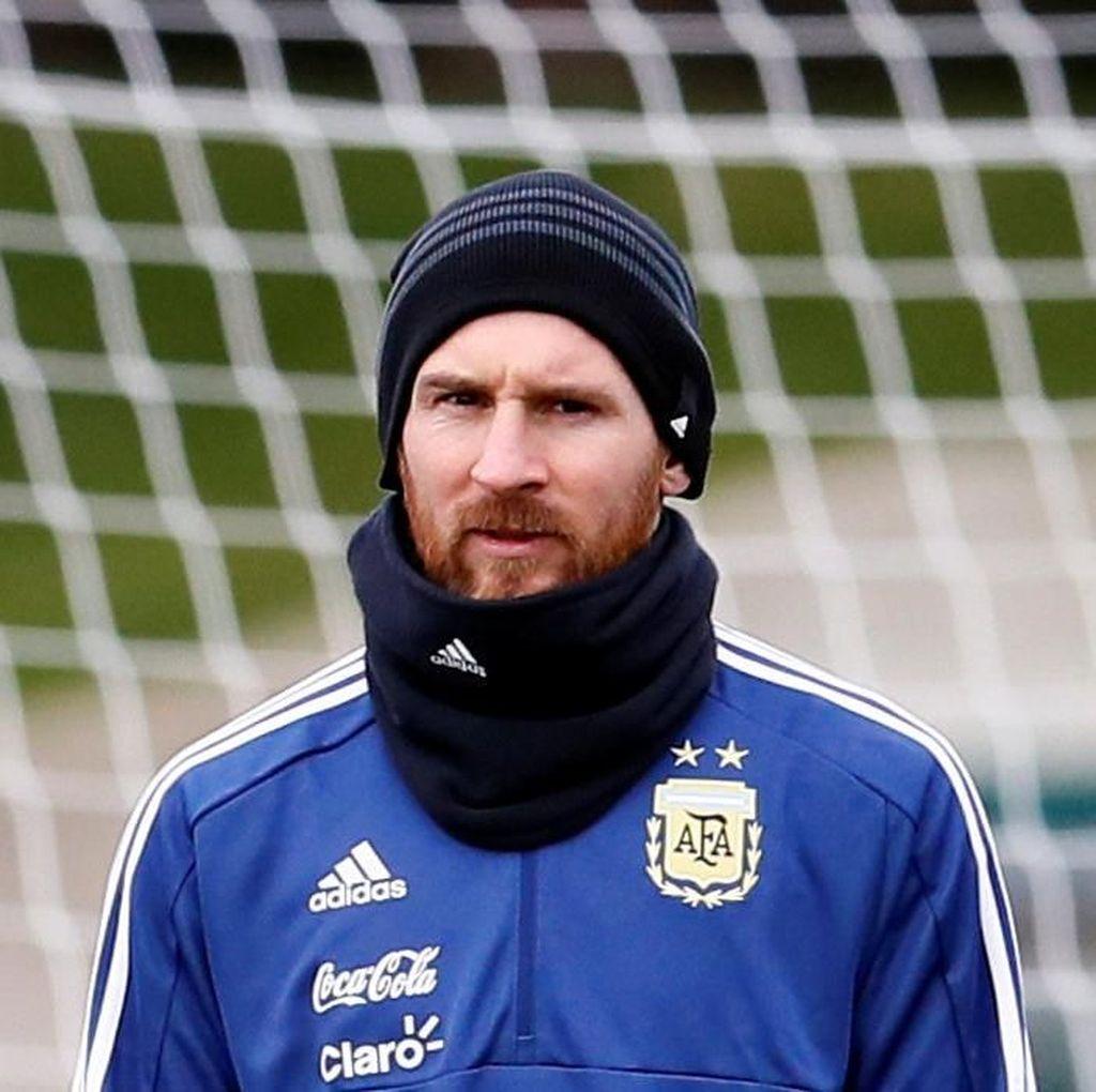 Berharap Messi Main Saat Argentina Hadapi Spanyol