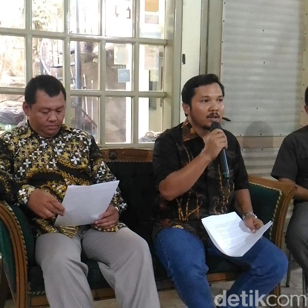 Koalisi Masyarakat Sipil Minta Jokowi Bela Kebebasan Pers