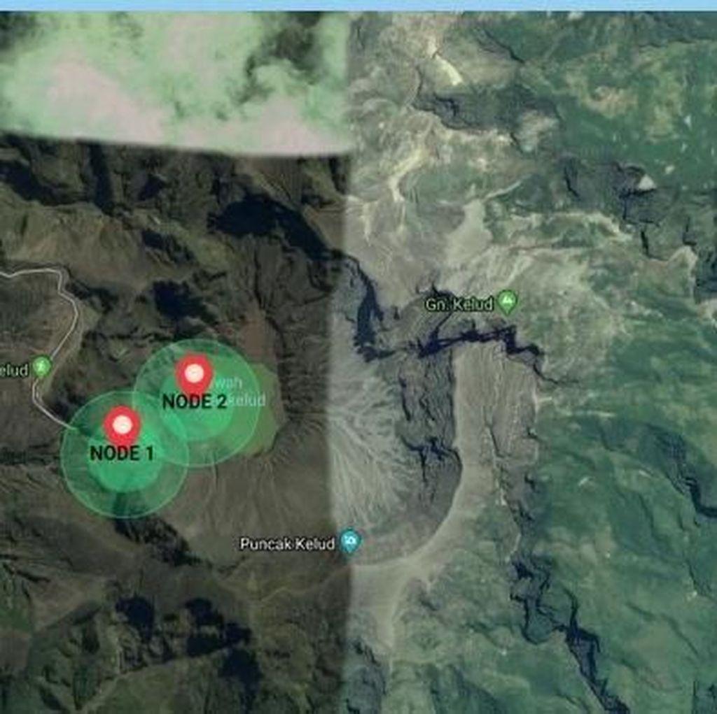 Alumni Australia Ciptakan Pemantau Gas Beracun Gunung Berapi