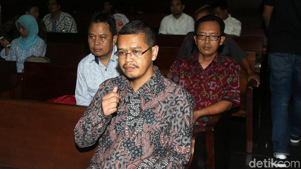Politikus PKS Yudi Widiana Dihukum 9 Tahun Penjara