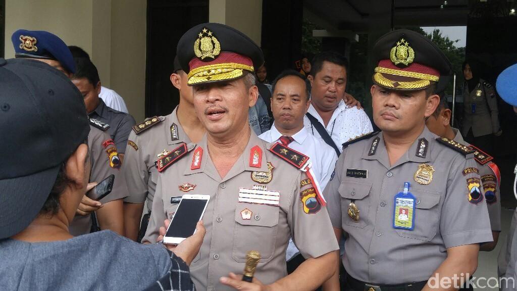Polisi Selidiki Keterkaitan Penyerangan di Kendal dan Daerah Lain