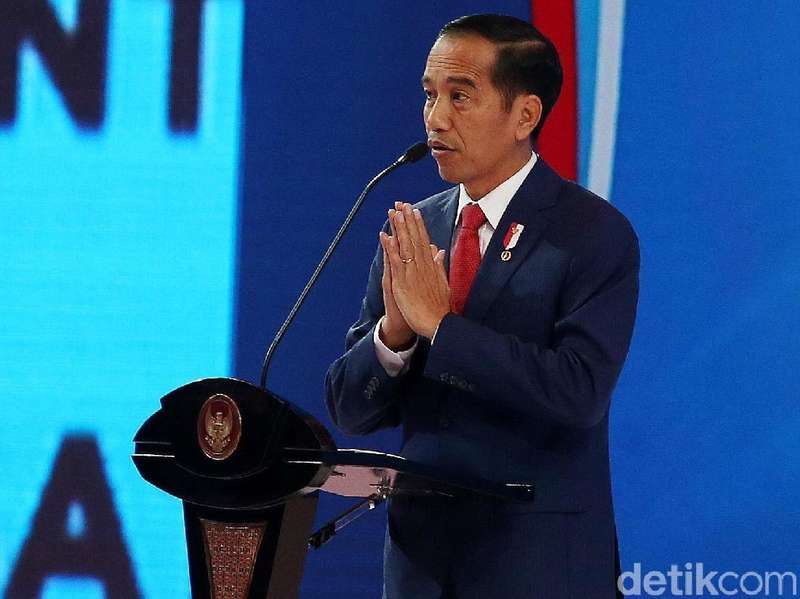 Jokowi Tegaskan Demokrasi Harus Sejahterakan Rakyat