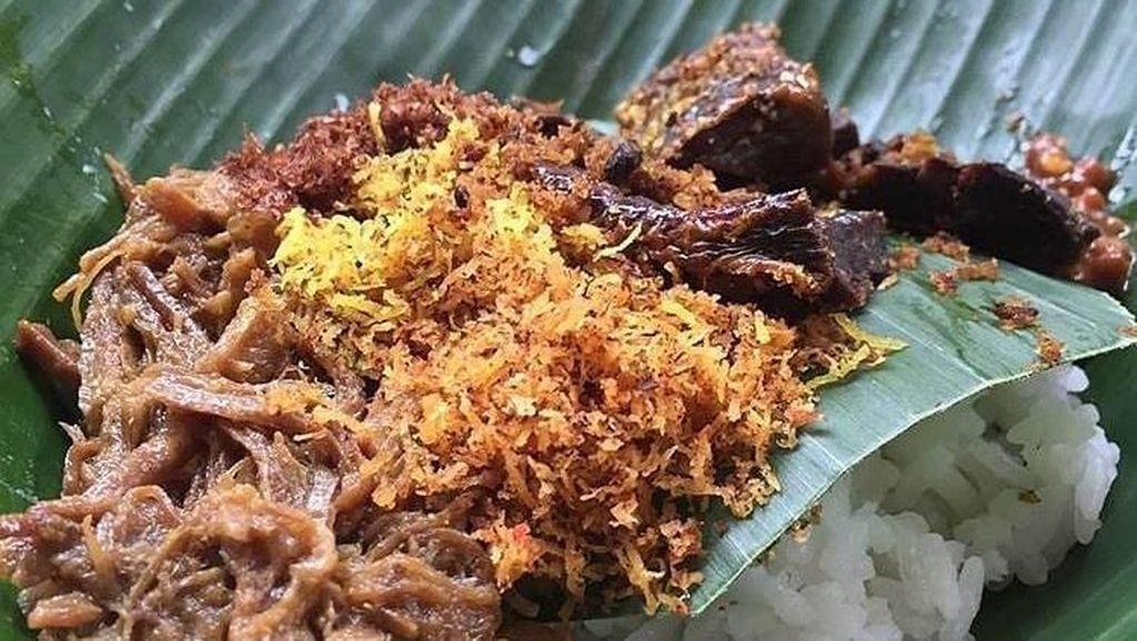 Yuk, Sarapan Kenyang dengan Nasi Krawu Gaya Jawa Timuran