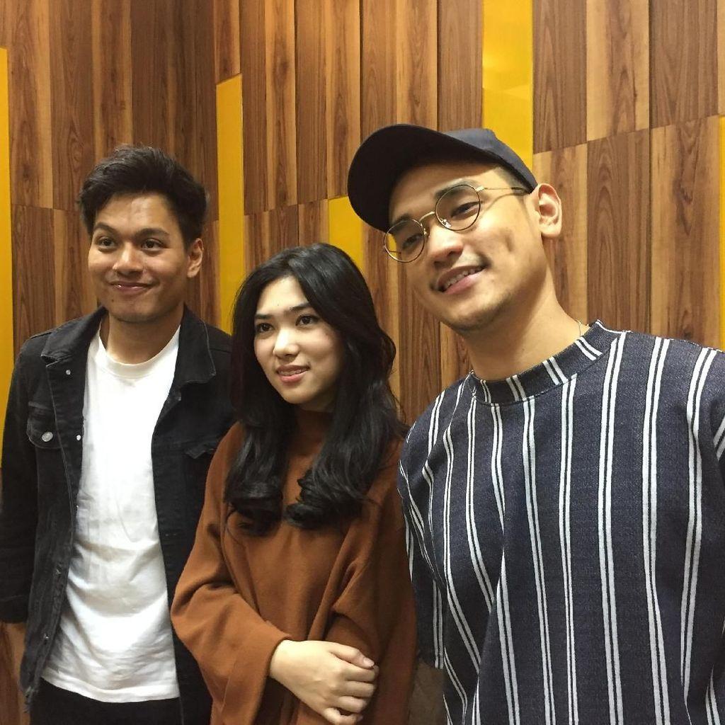Isyana, Afgan, dan Rendy Pandugo Kolaborasi di Music in the Air