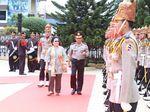 Megawati Disambut Karpet Merah, Polri: Beliau Presiden Ke-5 RI