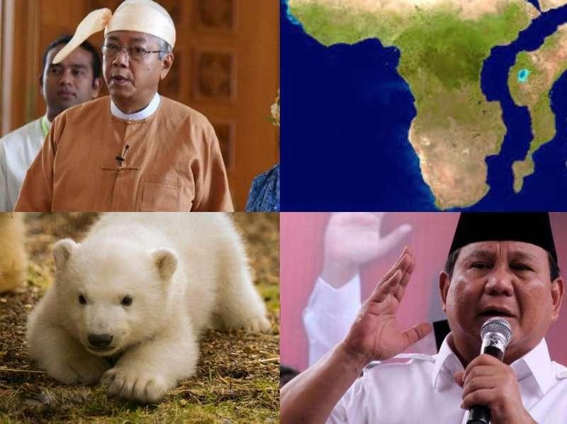 Berita Heboh: Uang Mainan Rp 4,5 M Hingga Prediksi Afrika Terbelah