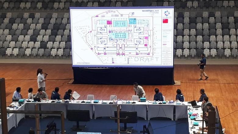 Siapkan Langkah Preventif, INASGOC dan PB/PP Geber Simulasi Asian Games