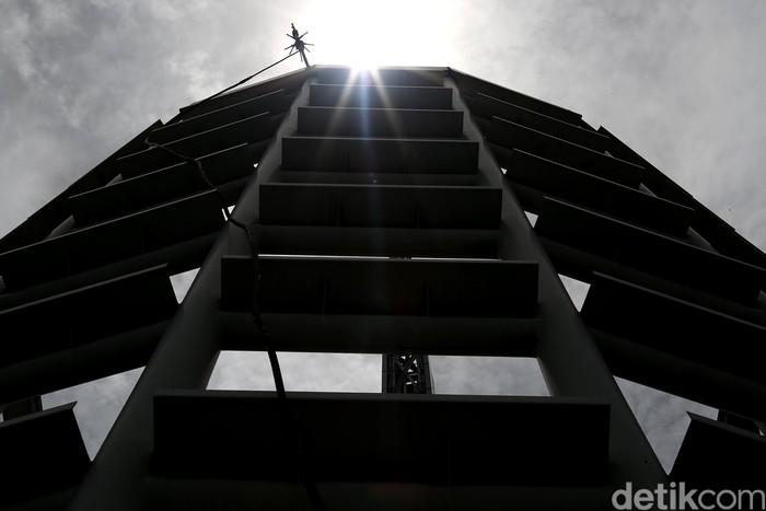 Ilustrasi hari tanpa bayangan. Foto: Muhammad Ridho/detikcom