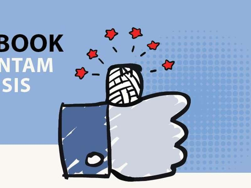 Harga Saham Facebook Melemah Jadi US$ 168,15