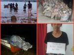 Transaksi Ilegal 2,9 Ton Sinabar Dibongkar, 7 Pelaku Ditangkap