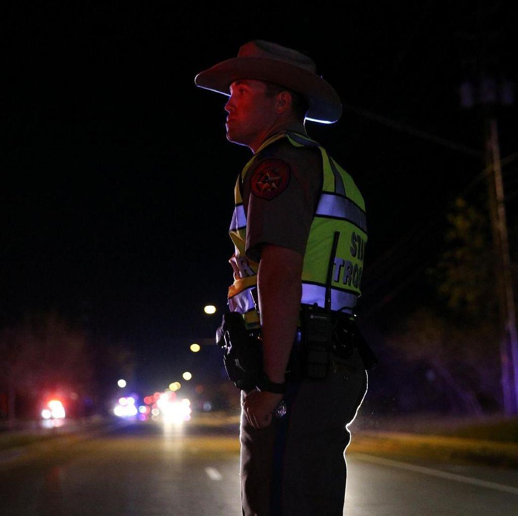 Pelaku Bom Texas Tewas, Trump Beri Apresiasi ke Penegak Hukum AS