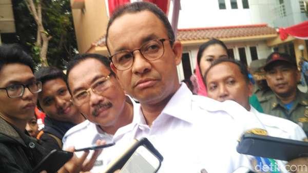 Menggoyang Anies, Ombudsman Bantah Berpolitik