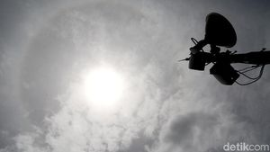 Hari Tanpa Bayangan Berdampak ke Layanan Berbasis Satelit
