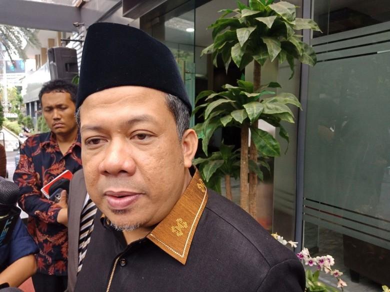 Novanto Seret Puan Maharani, Fahri Hamzah: Another Sensation