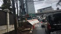 Gatot Subroto Arah Slipi Macet Parah hingga Jalur Alternatif