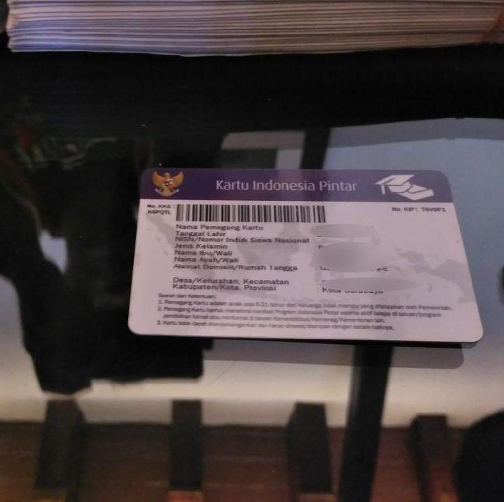 Ini Info Detil KIP dalam Karung yang Ditemukan di Laundry