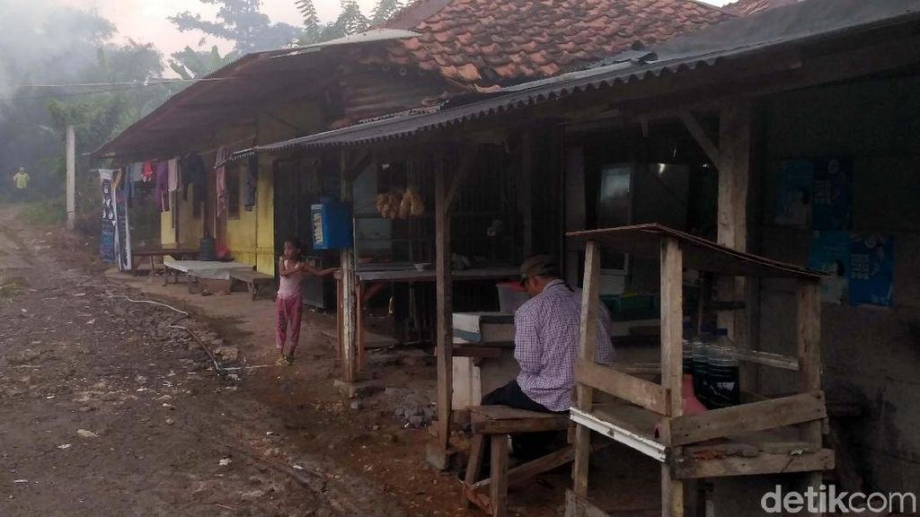 Masih Bertahan di Tengah Meikarta, Kampung Ini Sering Kebanjiran