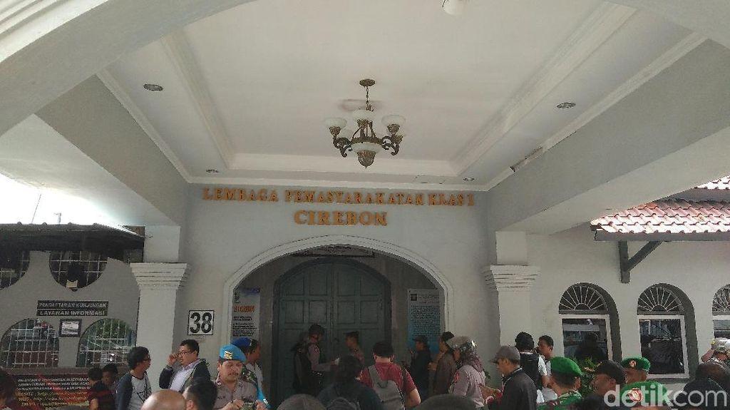 Polisi Dalami Provokator Kerusuhan Lapas Kelas 1 Cirebon