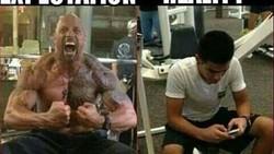 Motivasi untuk mulai hidup sehat dengan rajin olahraga bisa naik turun. Nah meme-meme ini mungkin ada yang menggambarkan kamu kalau lagi kurang motivasi.