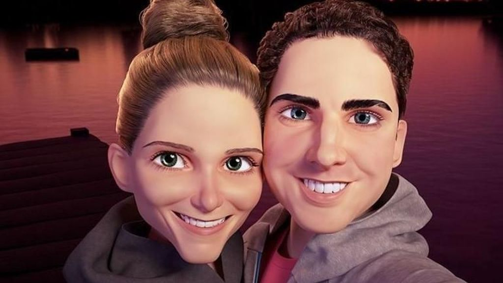 Ketika Wajah Kita Disulap Jadi Animasi 3D Disney Pixar