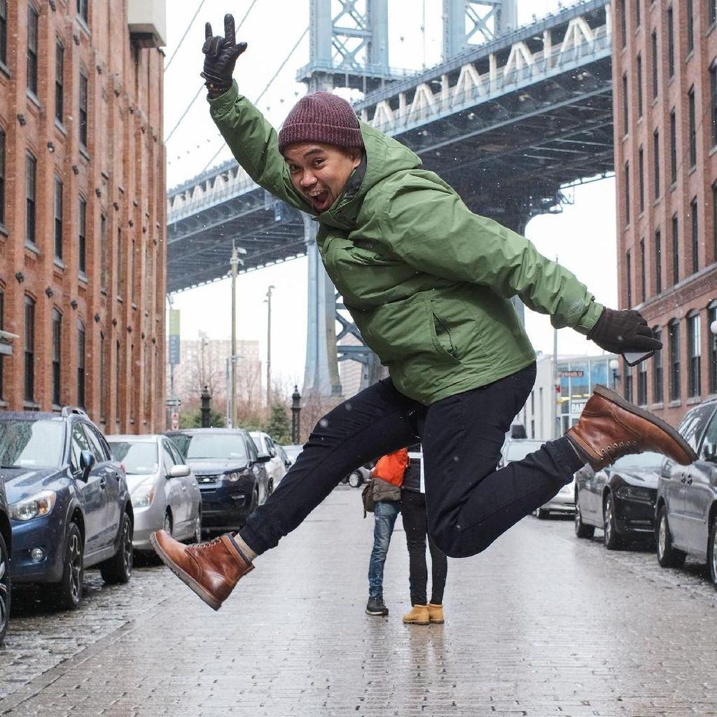 Begini Kisah Anak Bandung yang Sukses Berbisnis di New York
