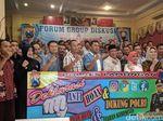 Tangkal Berita Hoax, Polres Lamongan Rekrut 100 Sukarelawan