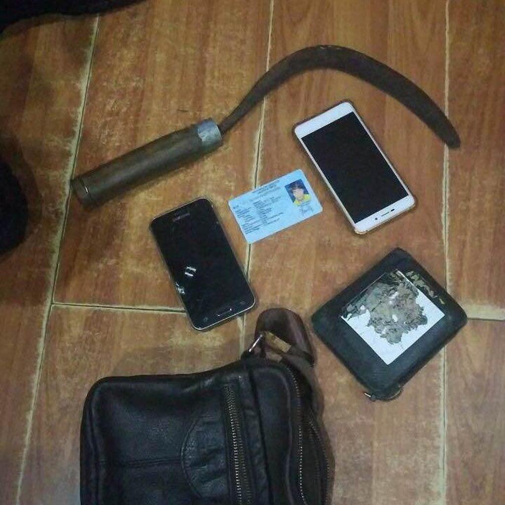 Polisi Tangkap 2 Jambret Bermodus Tanya Alamat