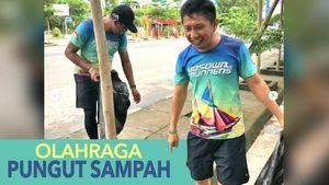 Plogging Punguti Sampah